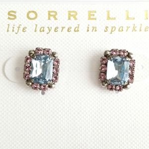 Sorrelli Lilac Pastel  Stud Post Earrings